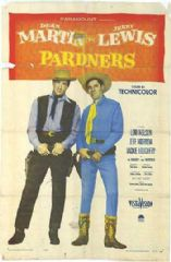 Pardners 1956 DVD - Dean Martin / Jerry Lewis